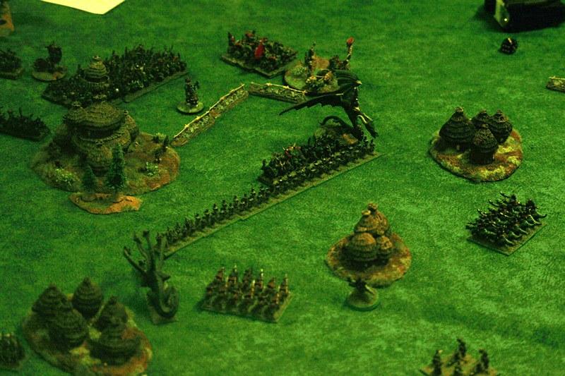 [1250 - Orcs & Gobs vs Elfes-Noirs] Attaque du village orc 26546484487_dda40fb703_c