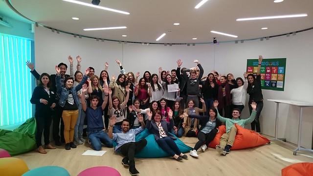 Youth SDG Hackathon at Open Geneva 2018