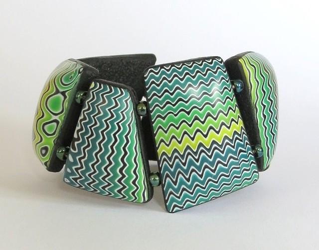 Blackburn style bead bracelet