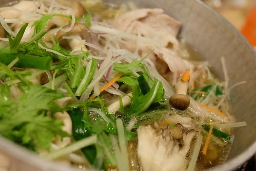 たっぷり野菜の旨味豚バラ鍋