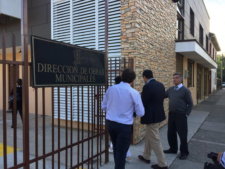 LINARES Inauguran nuevas oficinas de la Dirección de Obras Municipales