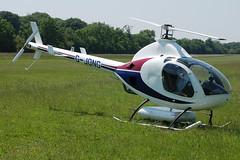 G-JONG Rotorway Exec (6168) Popham 080608