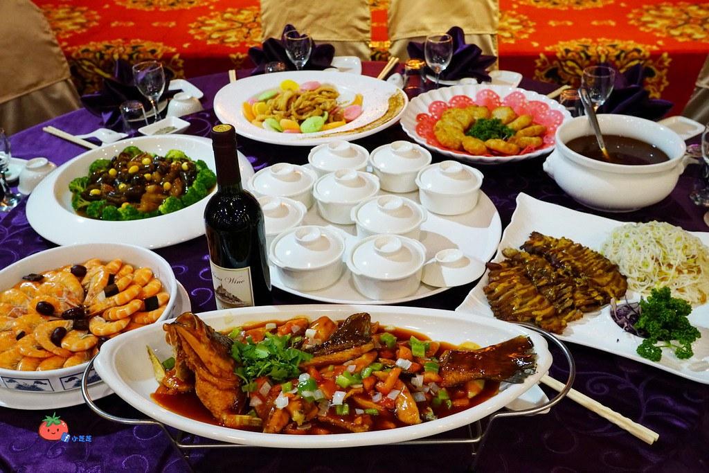 三重蘆洲辦桌 北海晶品婚宴會館 長青母親節桌菜