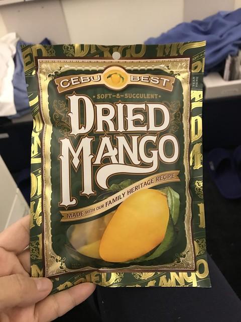Cebu Best Dried Mango