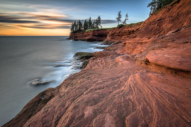 Seacow Head Sunset, PEI Canada