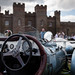 Fifescoob posted a photo:	A jaguar at the Scone Palace classic car show.