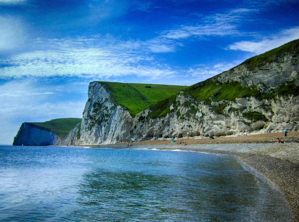 Jurassic Coast, Dorset. Credit Baz Richardson, flickr