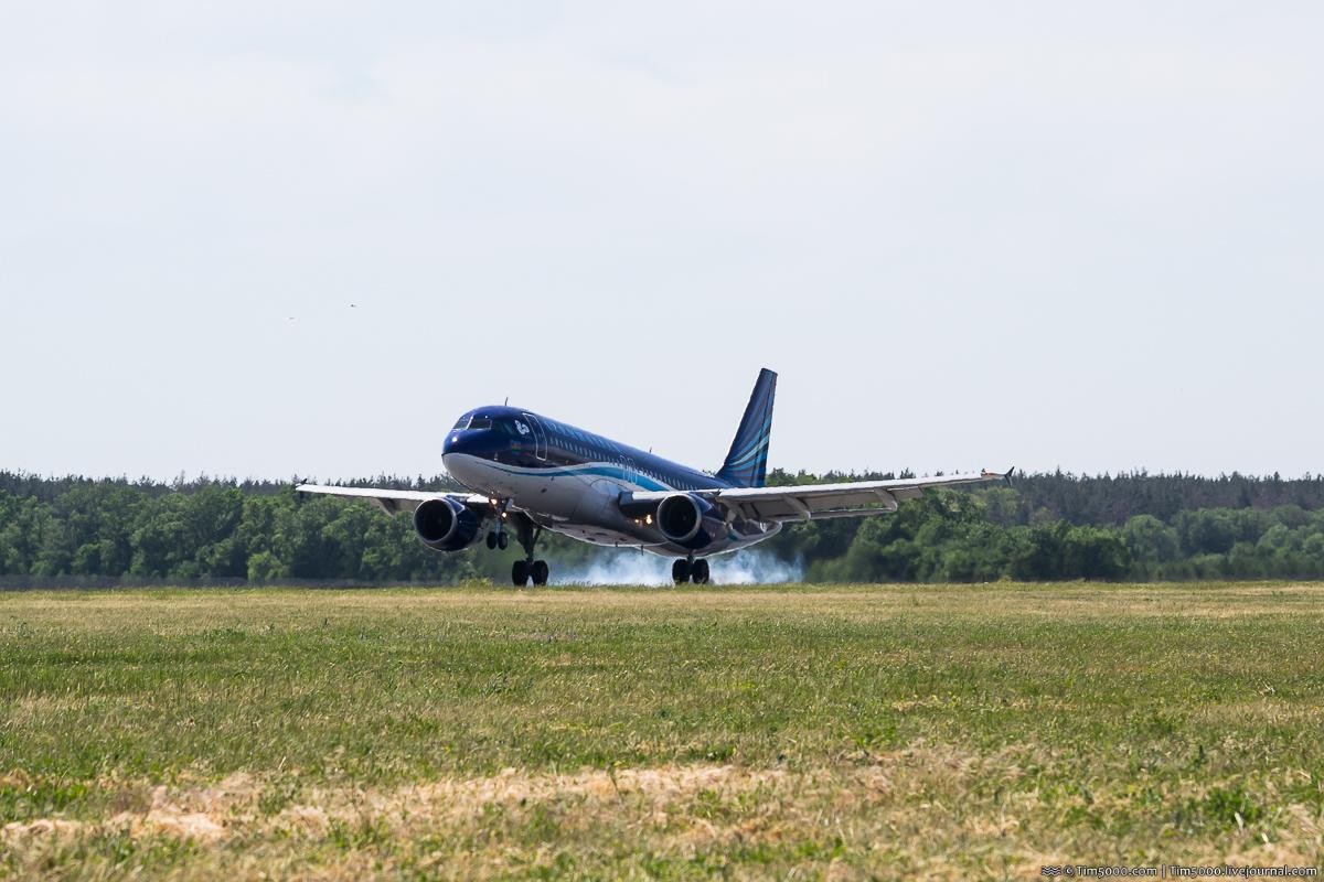 Airbus A320-200 4K-AZ79 AZAL Azerbaijan Airlines