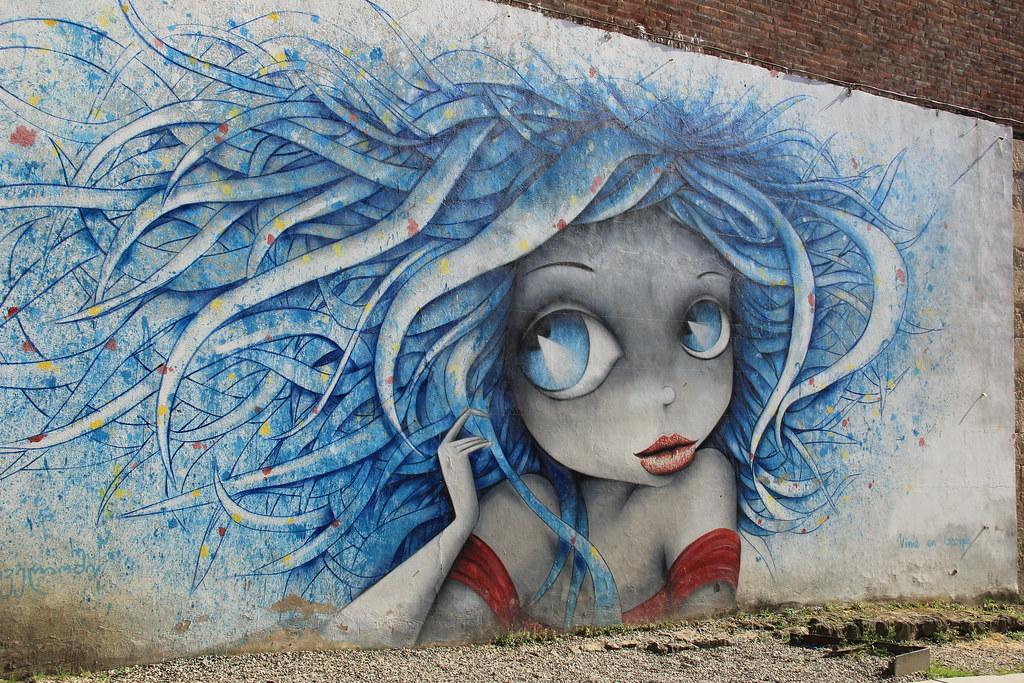 Street art, Kutaisi