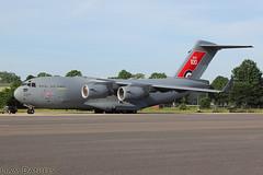 Boeing C-17A Globemaster III - ZZ177 - RAF