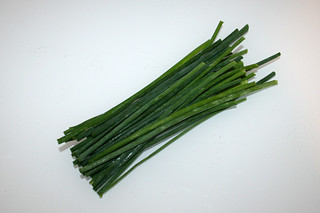 06 - Zutat Schnittlauch / Ingredient chives