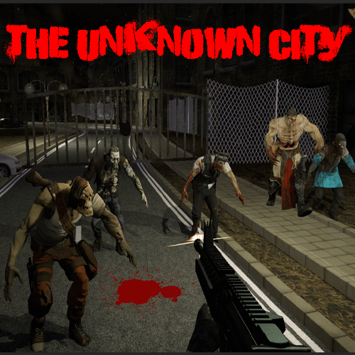 The Unknown City (Horror Begins Now…..Episode 1)
