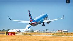 American Airlines | N303RG | Boeing 737-MAX 8 | BGI