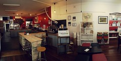 New layout of ChocolArt&Coffee Cafe, Kingscote, Kangaroo Island