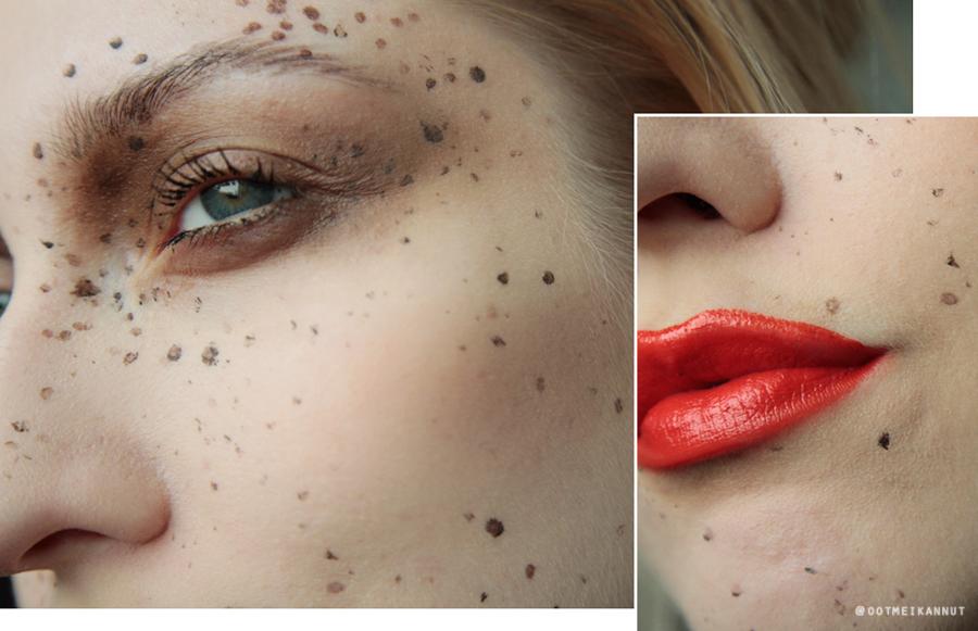soot makeup