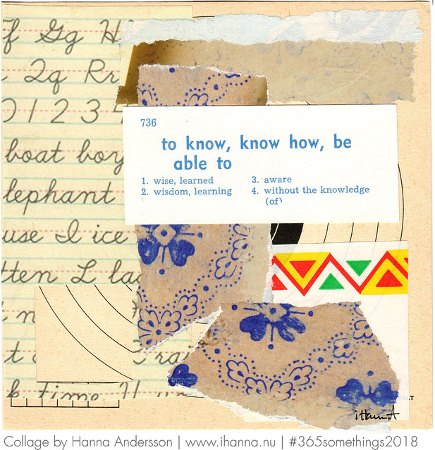Figuring stuff out II - Collage no 59