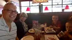 Lunch at Ruby Tuesday