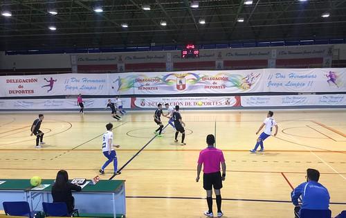 Fútbol Sala 3º División Inmobiliaria Busto Carmonense Brandt