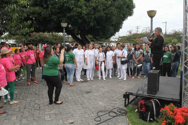 13.04.18 Ação socioambiental na Praça da Saudade