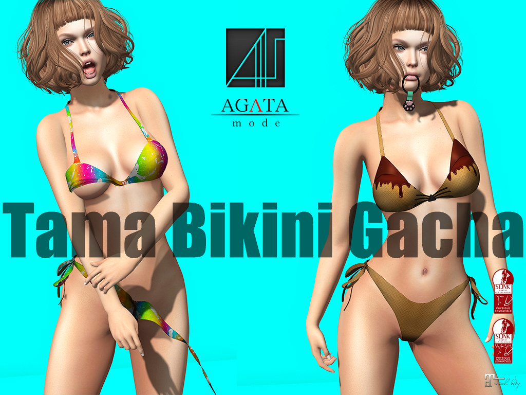 Tama Bikini Gacha @ Kustom9 - TeleportHub.com Live!
