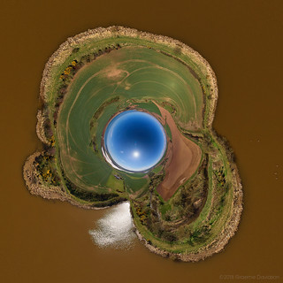 Lunan Water - Inverted Little Planet