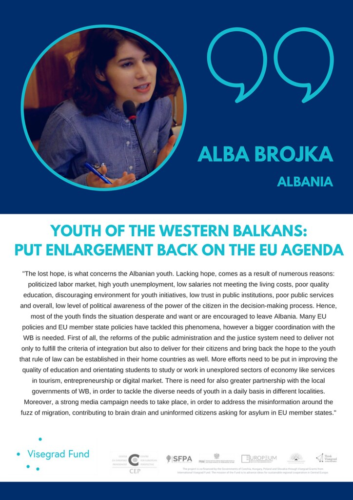 Youth of the Western Balkans