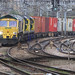 66544, 70020, 70011 - 4M88 0932 Felixstowe North F.L.T. to Crewe Bas Hall S.S.N.