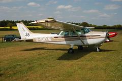 G-BNYM Cessna 172N ( 172-73854) Popham 100509