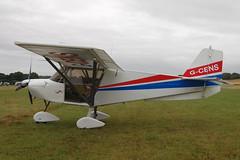 G-CENS Best Off Skyranger (BMAA HB 536) Popham 030808