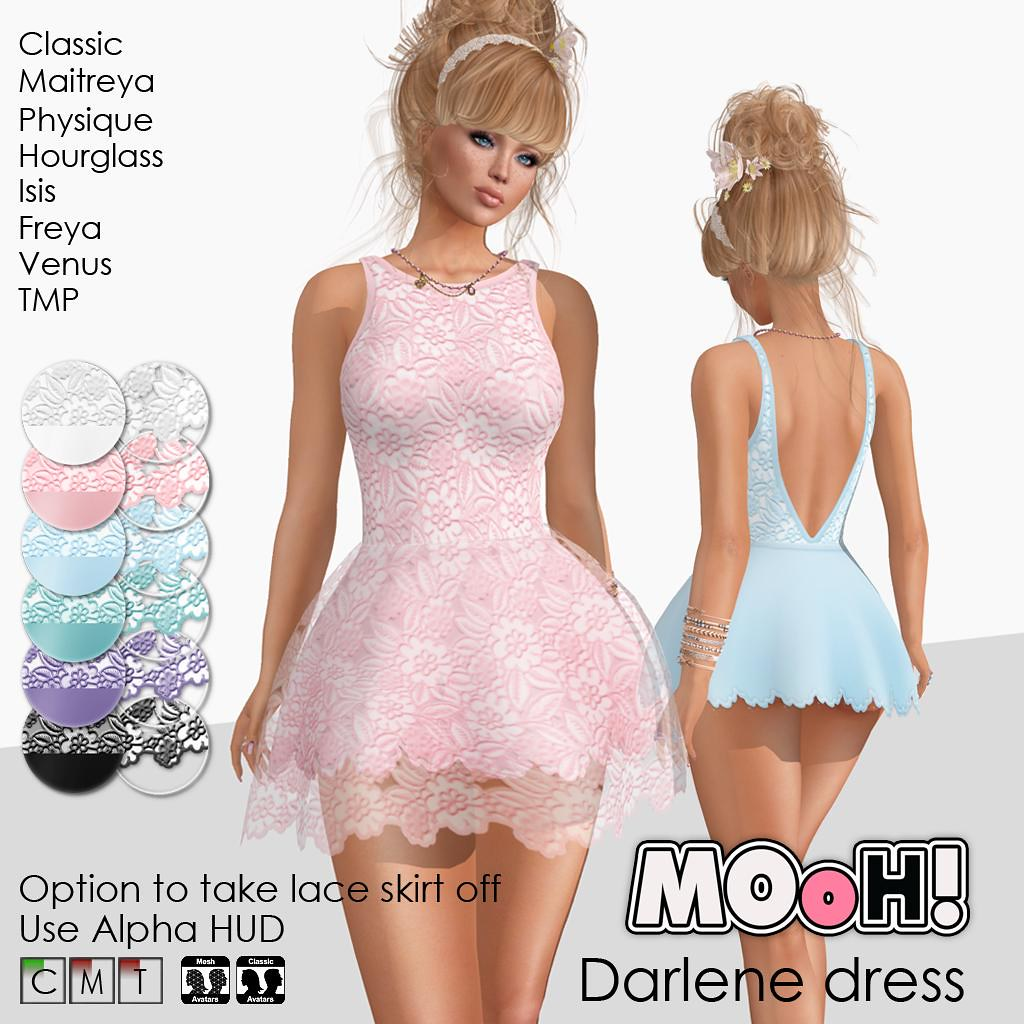 Darlene dress - TeleportHub.com Live!