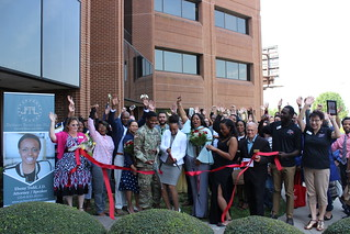 Ribbon Cutting: Jackson Todd Law