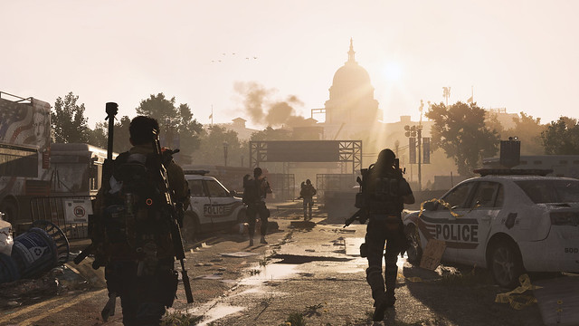 E3 2018 The Division 2 Screens & Artworks