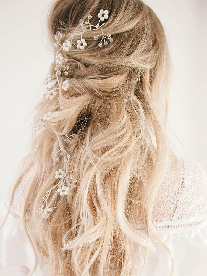 Luxury Hair Bride: Romantic Wedding Hairstyles 2018 4