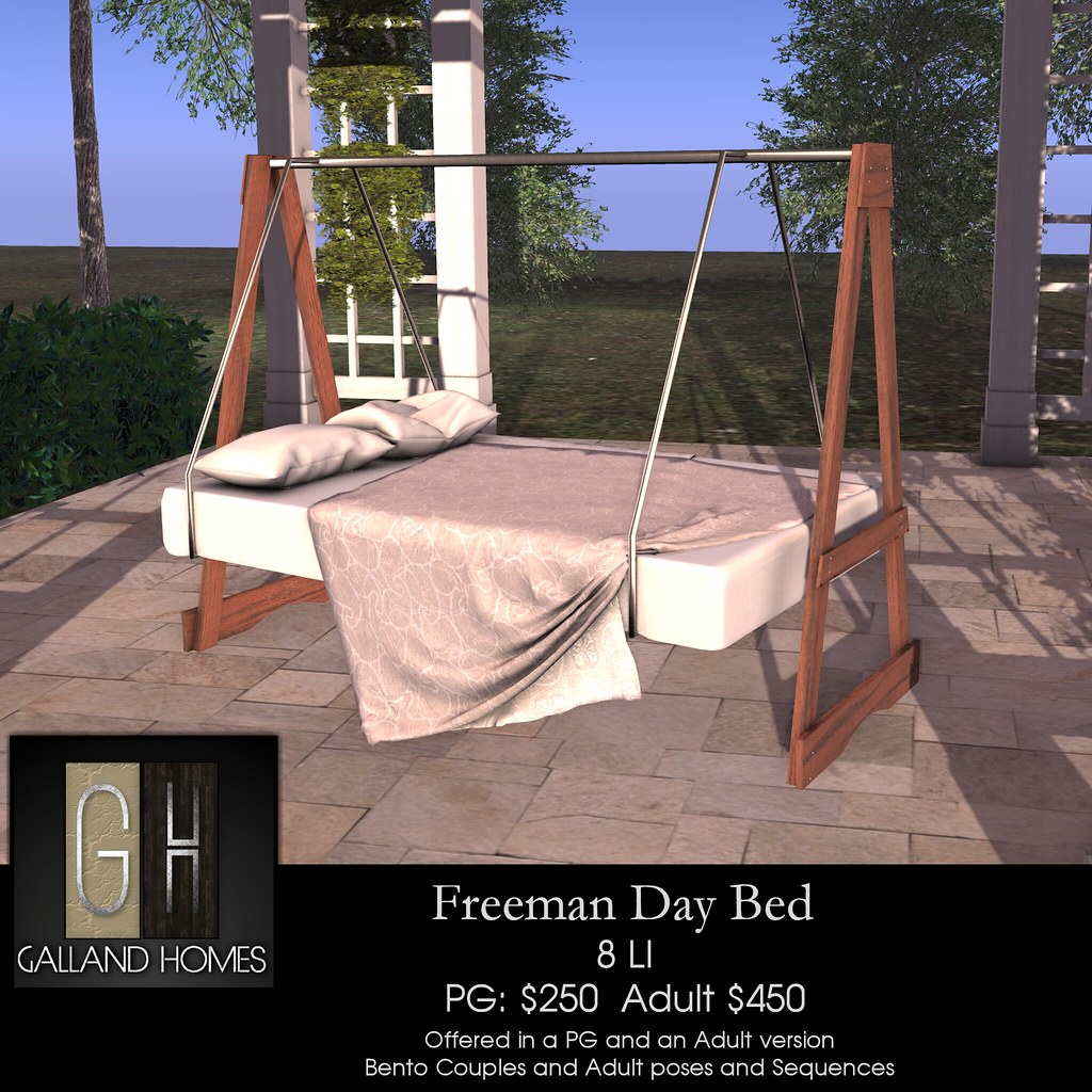Freeman Day Bed