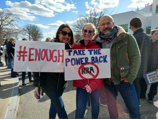 March For Our Lives at SUNY Old Westbury