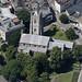 Wisbech - St Peter & St Paul Church aerial