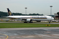 Singapore Airlines 9V-SWS