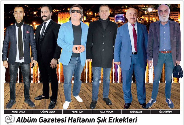Ahmet Dayan, Çağdaş Erdem, Ahmet Top, Halil Kaplan, Hasan Akın, Hüseyin Özay