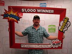 Michael- $1,000 Cash Blast