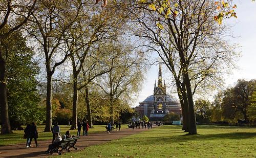 Albert Memorial - Hyde Park