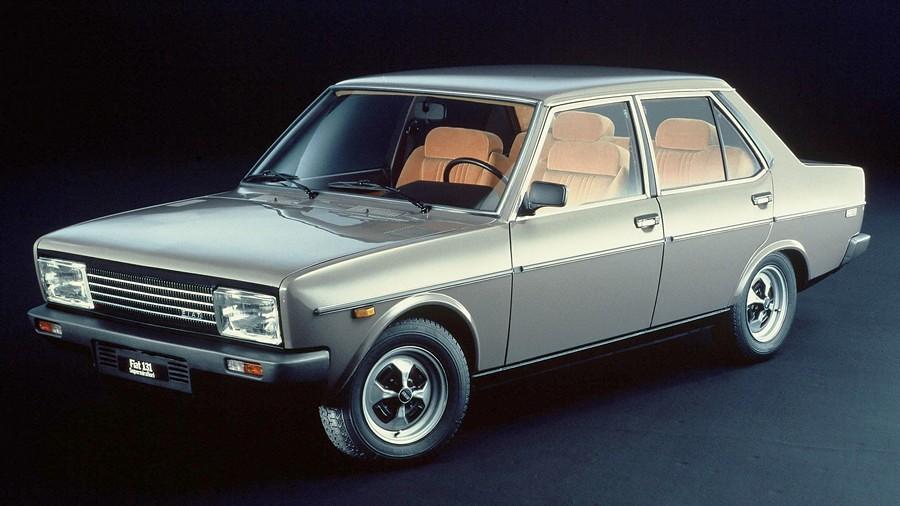 Fiat 131 Supermirafiori 1978-1981