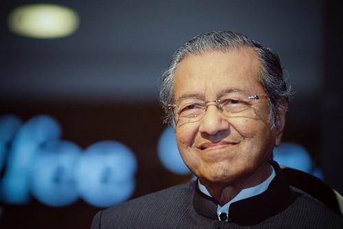 Mahathir-Mohamad-photo-Zaid-blog 2