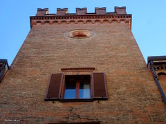 Via Aldrovandi - Torre