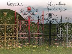 Granola. Magnolia's Garden Gate.