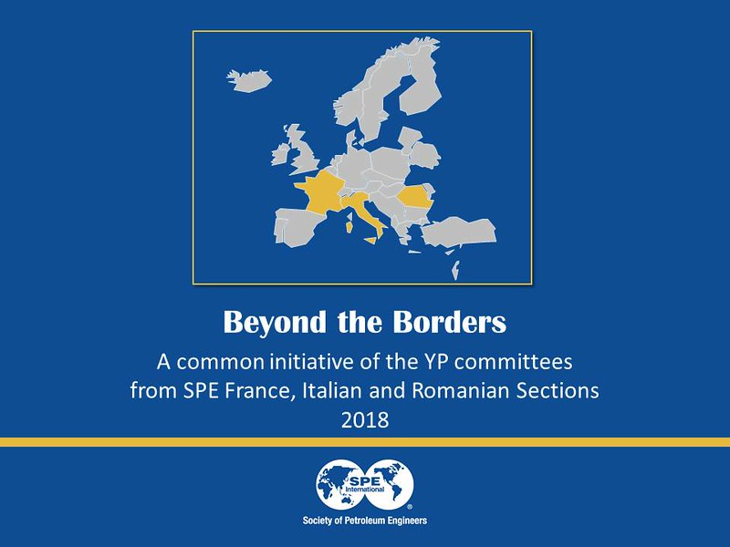 Paris Event - Beyond the Borders - SPE YP