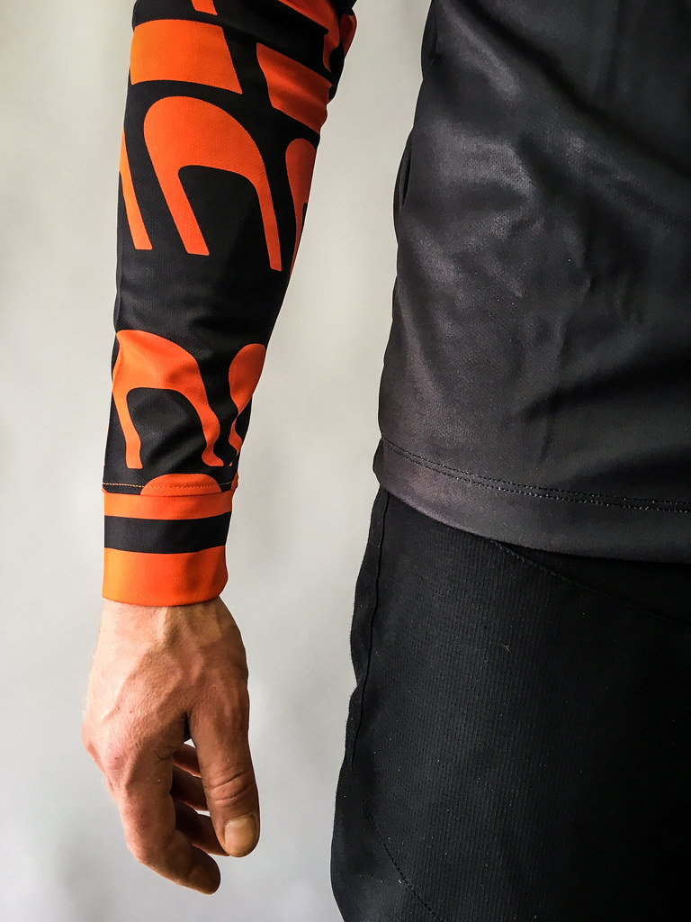 orange COTIC jersey