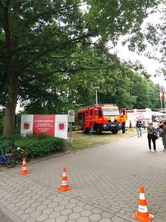 112 Jahre Freiwillige Feuerwehr Marmstorf