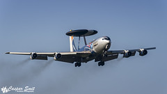Boeing E-3A Sentry  25th anniversary