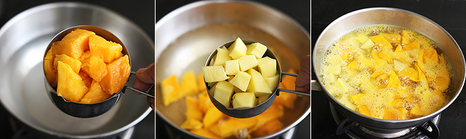 How to make mango frooti recipe - Step3