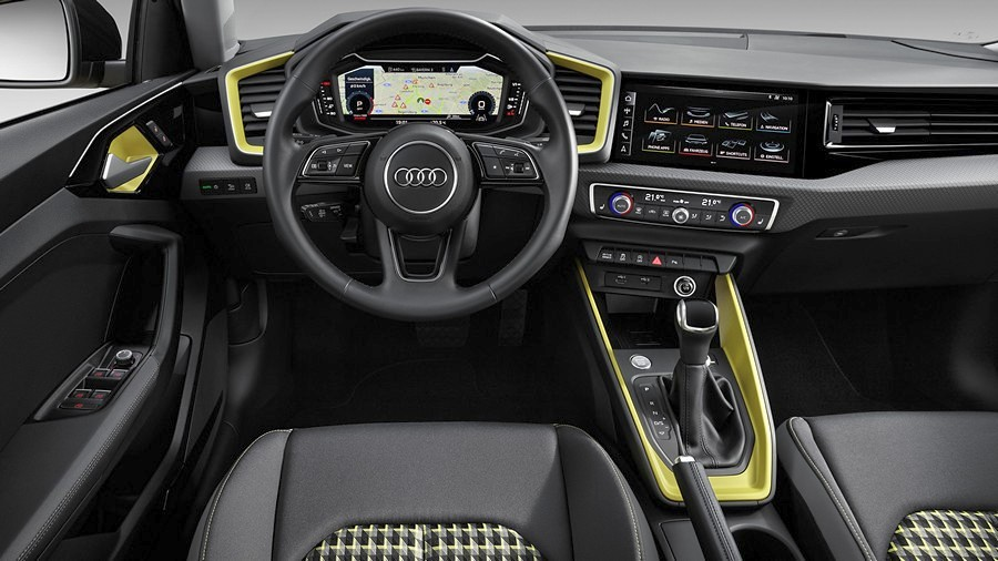 Audi A1 Sportback II 5